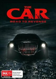 Car - Road To Revenge, The DVD