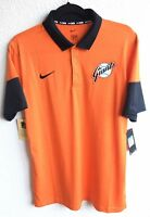 NEW San Francisco Giants Mens Polo Shirt Medium Nike Cooperstown Collection BSBL