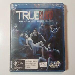 True Blood: The Complete Third Season | Blu-ray TV Series | 2008 | Anna Paquin