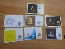 """Postkartenserie von Jovan Prokopljevic Mäppchen (28 Karten) Studio """"Sport tip"""""""