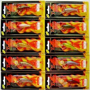 Lucky Craft Tango 45S, Sp Japan Wobbler, Fishing, Bait, Crank, Pike, Predators