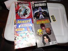 Defenders Marvel Legacy Lot #7 #8 plus 2 #6 variants