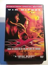 Xxx (Dvd, 2002, Widescreen - Special Edition) Vin Diesel