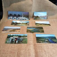 Vintage Postcard Lot (11) Vermont/New Hampshire/New England/Scenery/Fall