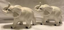 Vintage Ceramic Elephant Figurines