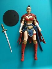 "McFarlane Toys DC Multiverse Last Knight on Earth Wonder Woman 6"" Action Figure"