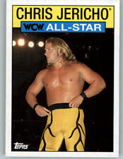 2016 WWE Heritage NWO/WCW All Star #28 Chris Jericho
