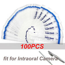 100X Intraoral Dental Camera Disposable Sleeve /Sheath /Cover Widely Use Safe US
