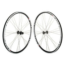 Sun Assault Wheels Road Bike Wheelset 32h  8-11, QR Fits SRAM Shimano Cassettes