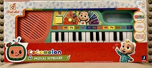 Cocomelon Musical Keyboard Piano Toy JJ Play And Sing Along 23 Keys SHIPS TODAY