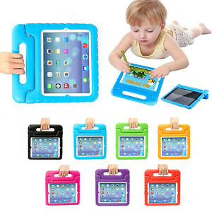 For Apple iPad 1 2 3 4 Kickstand Kids Shockproof Maximum Protection Case Cover