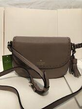 NWT New Kate Spade James Street Adelaide Large Crossbody Porcini Bag Handbag