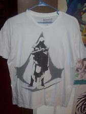 Assassin's Creed Brotherhood Shirt T-Shirt Size Large Save On Shipping