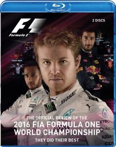 F1 2016 Official Review (Blu-ray)