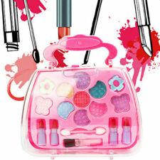 Kids Girls Makeup Set Non Toxic Cosmetic Pretend Play Toy Kit Beauty Set Toys US