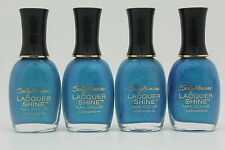Sally Hansen Lacquer Shine Nail Color - 04 Flash, .3 Ounce (3 Pack)