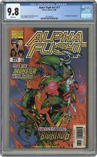 Alpha Flight #17 CGC 9.8 1998 2101585010
