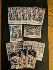Jeff McNeil Rookie 14 Card Lot 150 Years Stamp 2019 Topps Series 1 Heritage