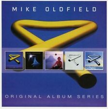 MIKE OLDFIELD 5CD NEW Tubular Bells II/Songs Of Distant Earth/Voyager/III/2003
