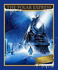 The Polar Express Fabric - Train Snow Christmas Children CP59705 - Wall Panel