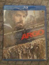 ARGO (Blu-ray/DVD, 2013, 2-Disc, Digital Copy; UltraViolet) NEW
