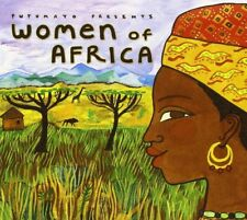 Putumayo Presents: Women of Africa CD ( 2004, World Music ) Pre-Owned