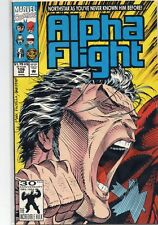 ALPHA FLIGHT # 106 NORTHSTAR Comes Out 1992 Gay Issue 2nd Print LIMITED