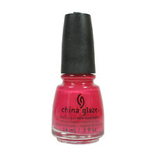 China Glaze Nail Polish Lacquer 80934 Heli-Yum 0.5floz