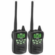 Uniden 5 Watt UHF Waterproof CB Handheld Radio - Twin Pack