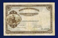 Portugal  Banknotes  2500 Reis 1903 PIC79 FINE ULTRA RARE