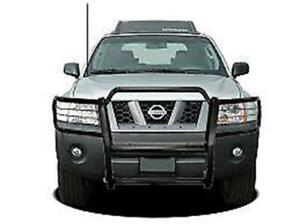 ATU Grille Guard Fits 00-04 Nissan Xterra Frontier Push Bar Bumper Protector
