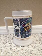 GREEN BAY PACKERS Super Bowl XXXI Champions Beer Mug Stein Bourbon Street
