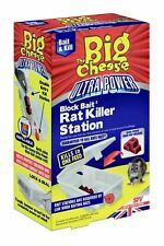 The Big Cheese STV566 Power Block Rat Ready to Use Pre-baited Bait Station