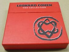 LEONARD COHEN - The Collection -  5-CD Box 2008 - rare