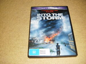 INTO THE STORM action 2014 DVD Richard Armitage cyclone twister chaser R4