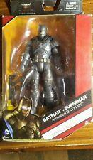Armored Batman DC Multiverse Figure Batman V Superman Grapnel Blaster Baf