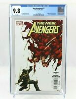 New Avengers #27 CGC Grade 9.8 Marvel Comics 2007 1st app new Ronin (Hawkeye)
