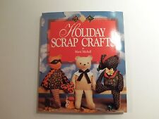 Holiday Scrap Crafts by Marti Michell Hard Cover Book