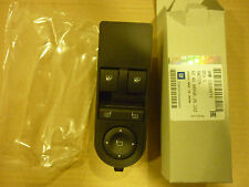 Vauxhall Astra H/Zafira B Front Door Electric Window Switch 13228879 Genuine