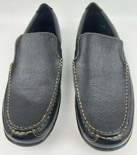 Cole Haan Men's Black Leather Shoes sz: US 11 wide