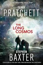 The Long Cosmos  (ExLib) by Terry Pratchett; Stephen Baxter