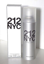 212 NYC Carolina Herrera 150ml DEODORANT NATURAL SPRAY