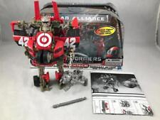 TRANSFORMERS DARK OF THE MOON DOTM HUMAN ALLIANCE LEADFOOT COMPLETE! LEGIT