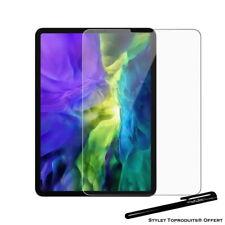 Film de protection 2.5D Verre trempé pour Apple iPad Pro 11 2020