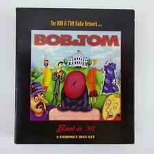 Bob & Tom 2CD Back in 98