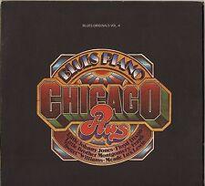 "LITTLE JOHNNY JONES + DIVERS ""BLUES PIANO, CHICAGO"" JUMP BLUES LP 1972 ATLANTIC"