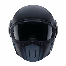 Caberg casco Jet Ghost negro mate L