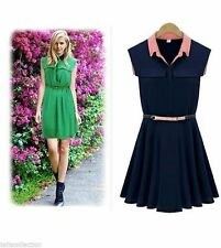 Unbranded Work Shirt Dresses for Women