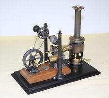 SP -- Ernst Plank -- Moteur à air chaud type Stirling -- 1902 environ