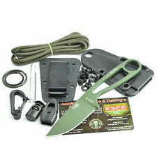 ESEE Izula OD Green 1095 Fixed Blade Survival Knife With Kit Izula-OD Kit